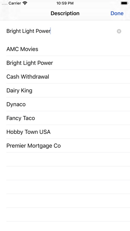 My Checkbook screenshot-4
