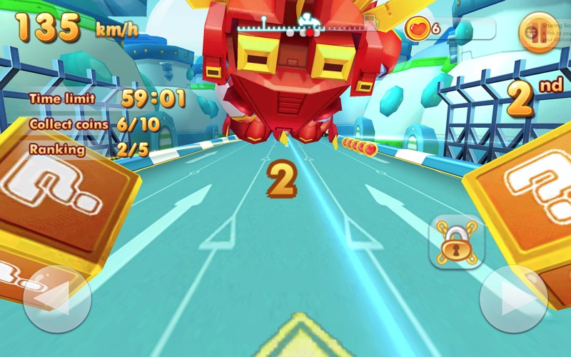 Kids Extreme Car Racing Game for Mac