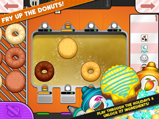 Papa's Donuteria To Go! screenshot 9