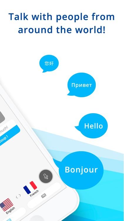 Translator+ Free my voice now screenshot-4