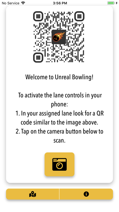 Unreal Bowling screenshot two