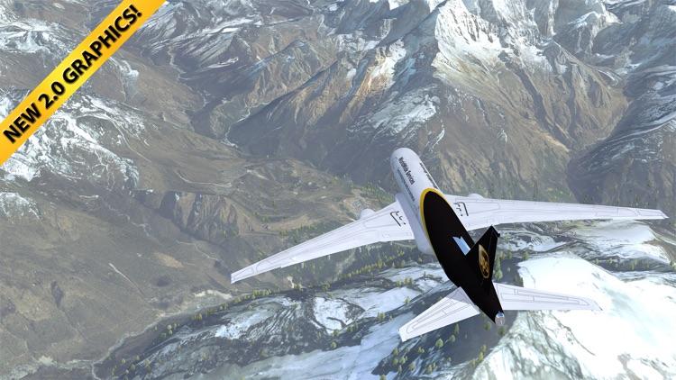 FlyWings 2018 Flight Simulator screenshot-4
