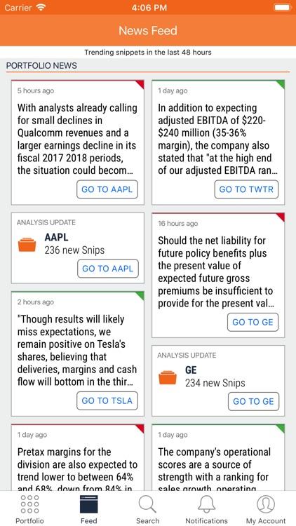 Stocksnips screenshot-5