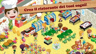 Screenshot of Restaurant Story1