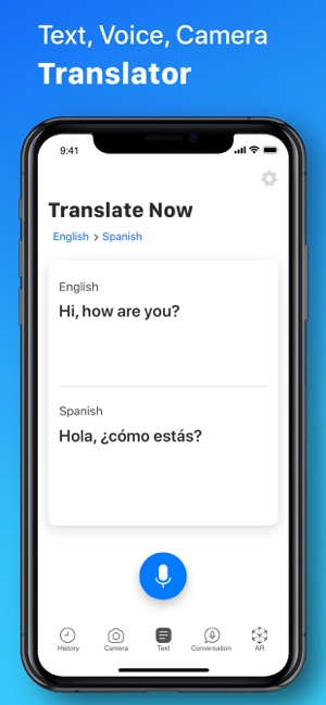 Translate Now - Translator on the App Store
