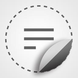 Ícone do app Ctrl+C:Easily record your copy