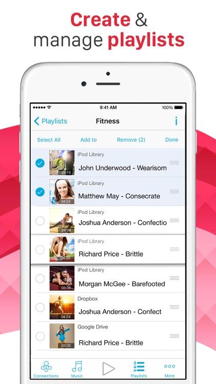 Music Pocket - Listen Offline screenshot-4