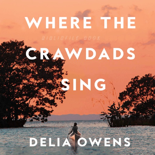 Where the crawdads - audiobook icon
