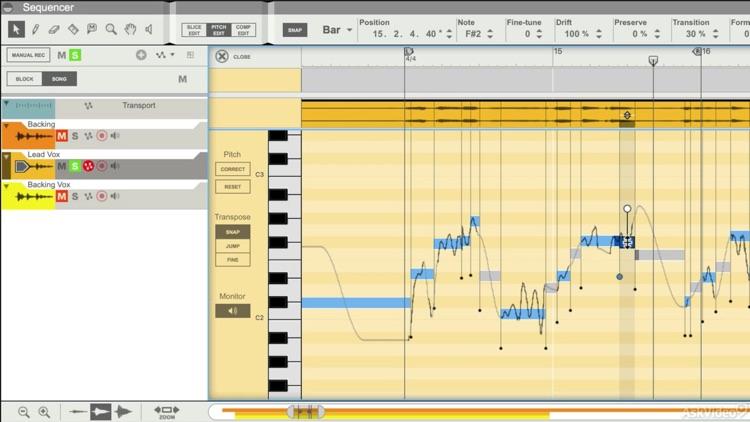 Pitch Editing Course By AV screenshot-3