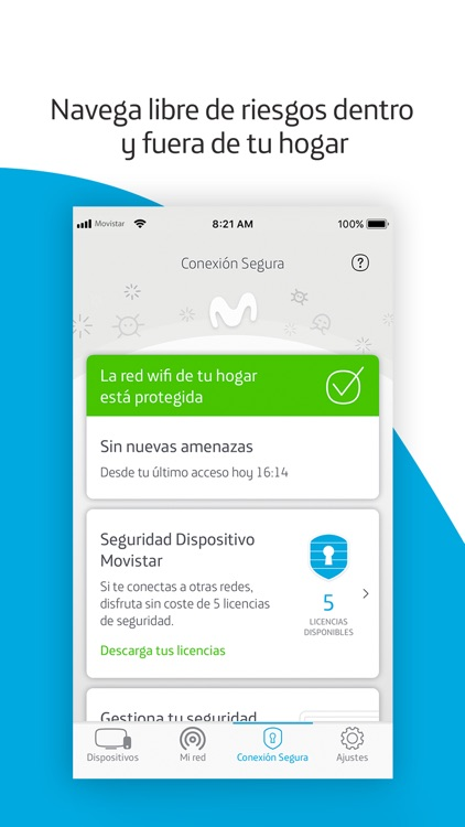Smart WiFi – Movistar fibra screenshot-3
