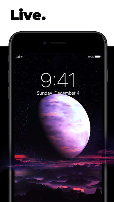 Live Wallpapers for Me app image
