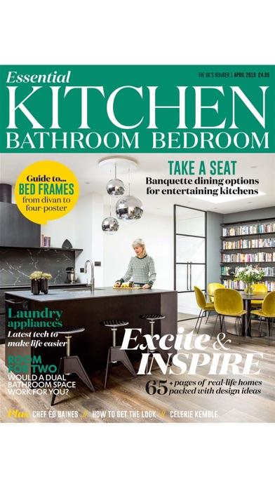 EKBB Magazine Screenshot
