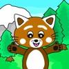 Pukkins Camping: Spel för barn