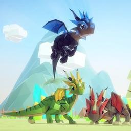 DragonVale : Fury Dragon