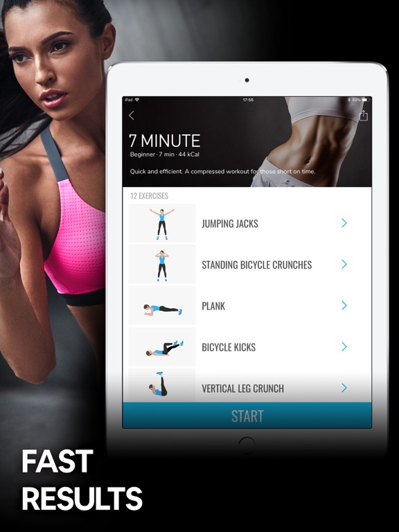 Abs Workout by 7M-ipad-2