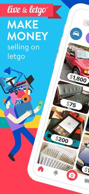 letgo: Sell & Buy Used Stuff on the App Store