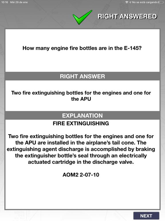 EMB 145 Training Guide PRO screenshot 13