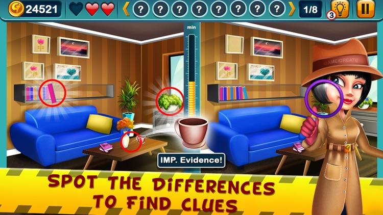 Criminal Detective Story