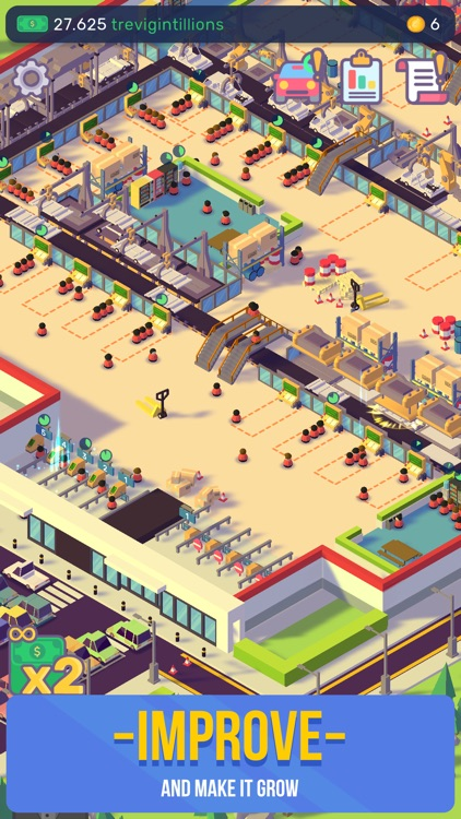 Car Industry Tycoon screenshot-1