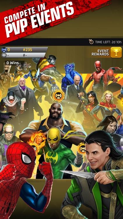 MARVEL Puzzle Quest: Hero RPG screenshot-3