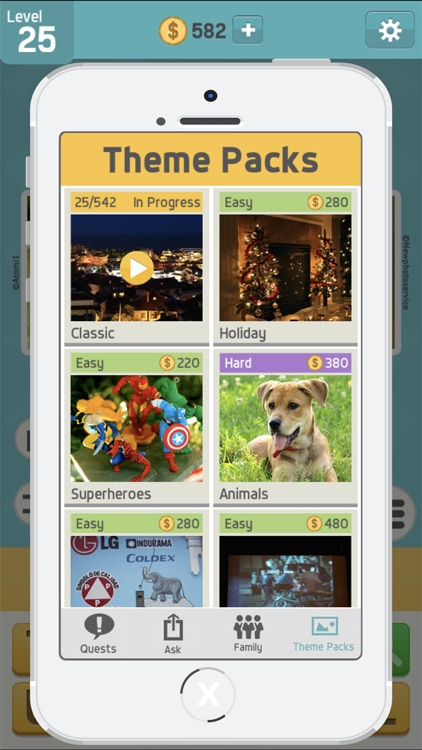 Pictoword: Fun Word Quiz Games screenshot-3