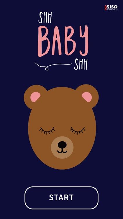Shh Baby Shh