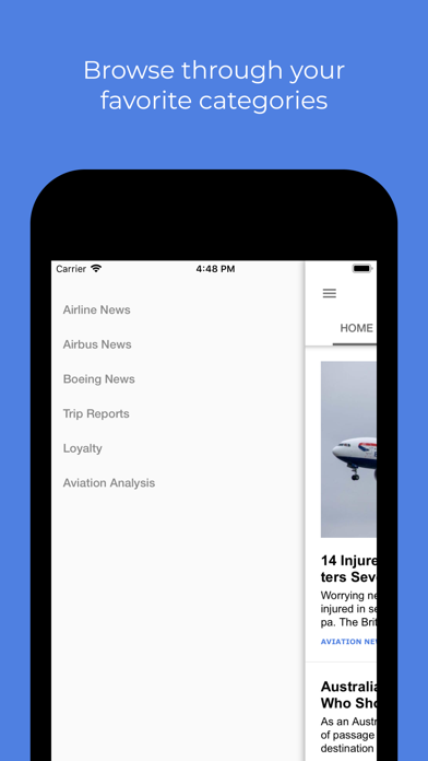 Simple Flying - Aviation News screenshot two