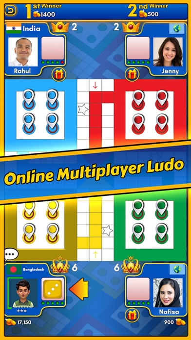 Ludo King på PC