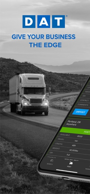 DAT Load Board for Truckers on the App Store