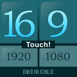 RATIO CALC touch!