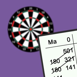 Pure Darts Scoreboard