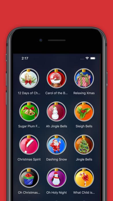 Tonos de NavidadCaptura de pantalla de1