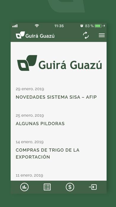 点击获取Guira Guazu