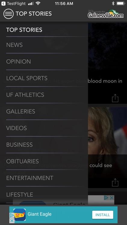 The Gainesville Sun screenshot-4