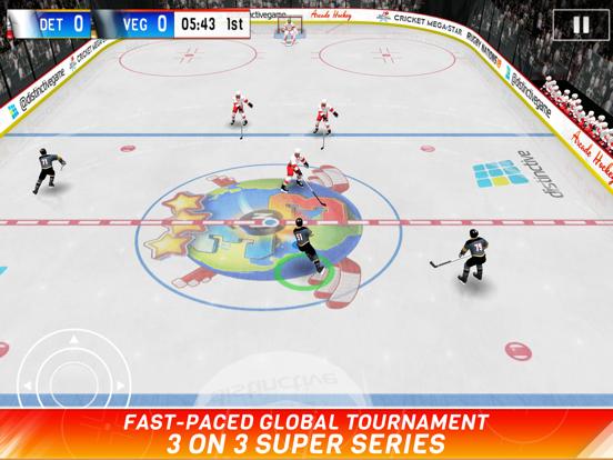 Hockey Nations 18 screenshot