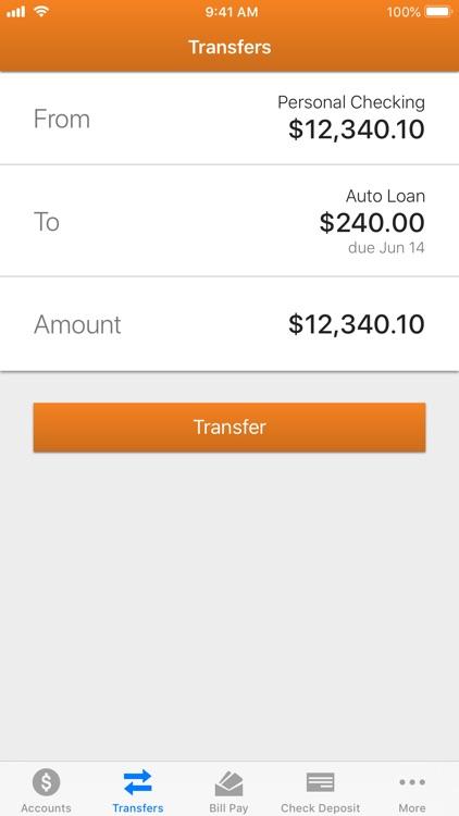 First Interstate Bank Personal screenshot-3