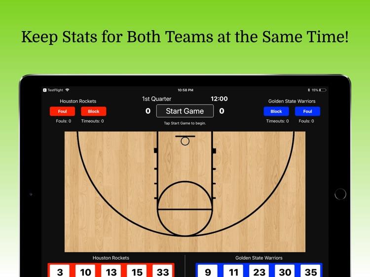 Ultimate Basketball Stats