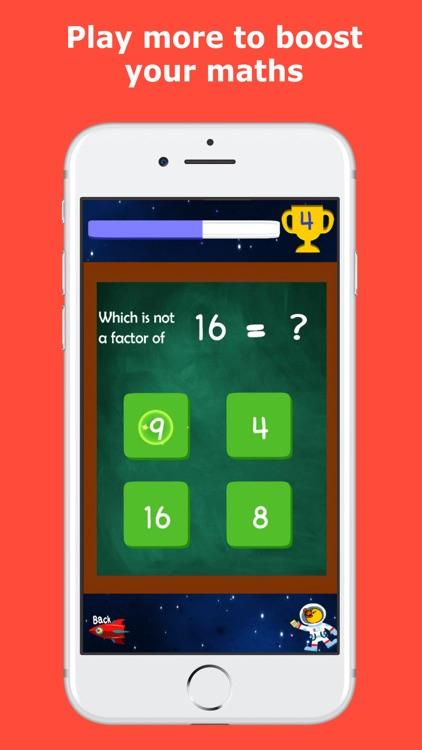 Maths Galaxy screenshot-5