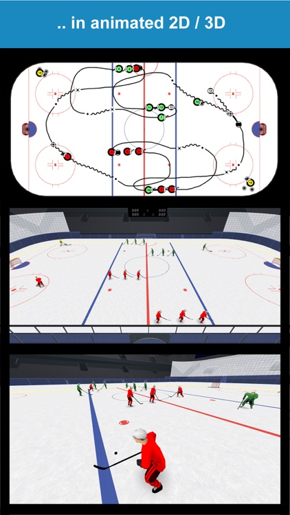Hockey Coach Vision - PlayerM screenshot-5