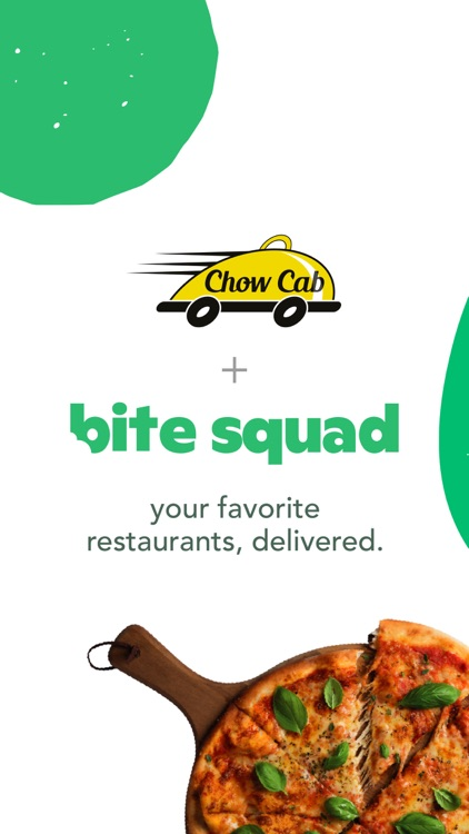 Chow Cab screenshot-0