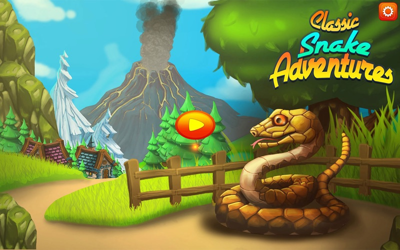 Classic Snake Adventures Lite for Mac
