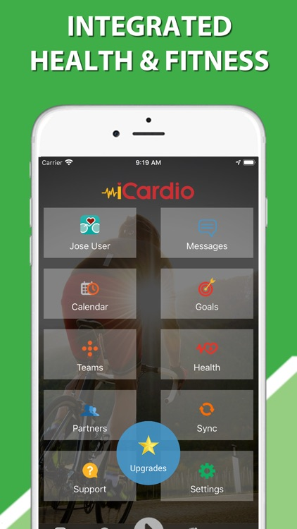iCardio Workout Tracker screenshot-8