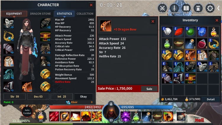 Dragon Stone - Legendary Arche screenshot-6