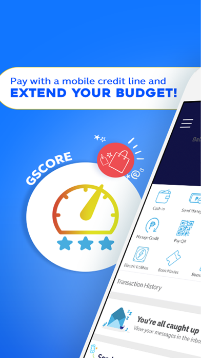 GCash by Globe Fintech Innovations, Inc  (iOS, United States