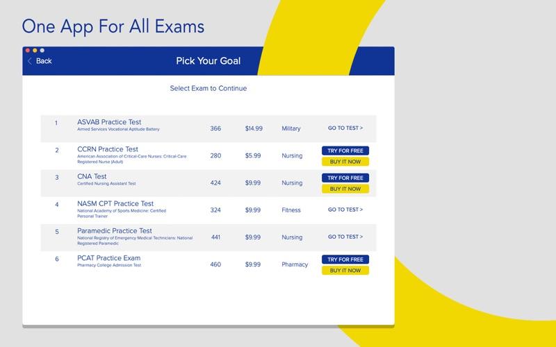 Better Exam Prep скриншот программы 2