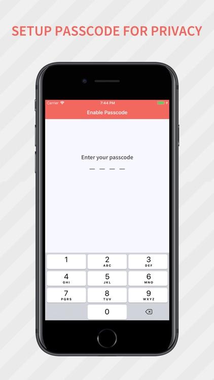 Meds Tracker: Daily Reminder screenshot-4
