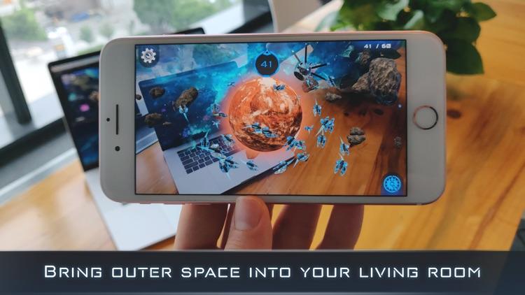 Cosmic Frontline AR screenshot-5