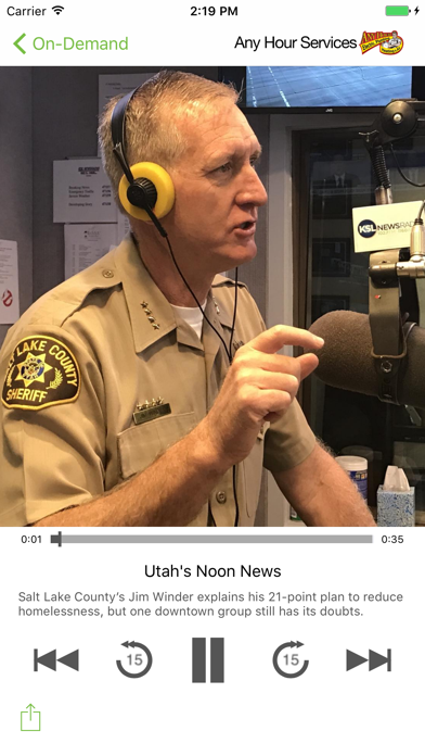 KSL News Radio screenshot four
