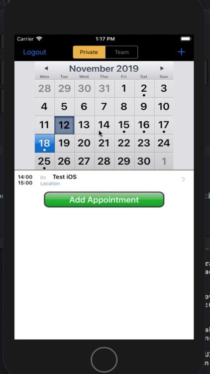 OTYS Calendar