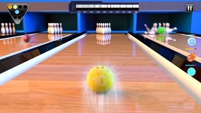 Bowling 3D Pin Strike eSports screenshot #3